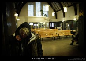 Calling for Lasse II by MrColon