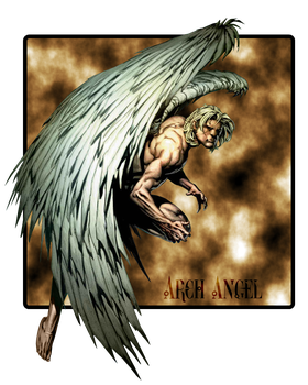 Arch Angel by Days-Go-By