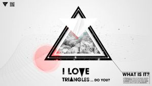 LOVE TRIANGLES by pixelR1OT