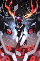 DJ sona by MICE-KING