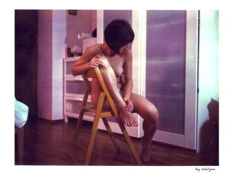 polaroid nude by soldjem