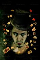 The Magician by maiarcita