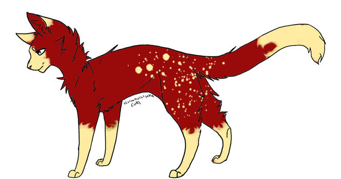 Adoptable!! by Foreveredshadowed