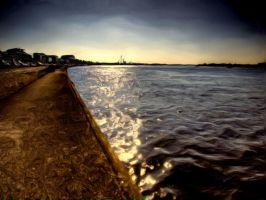 Sun and Water Paintified by Danferno