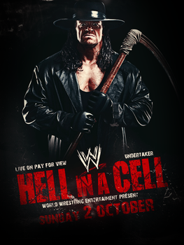 HELL in a CELL by fraH82DA