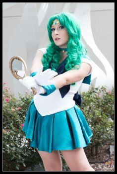 Sailor Neptune by 10thMuse