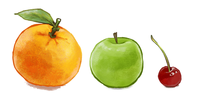 Fruits by Meedup