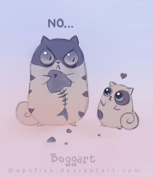 boggart no by Apofiss