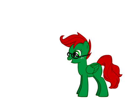 Me as a pony! ^^ by Ninkan