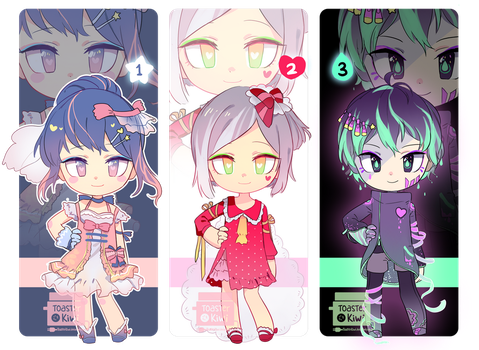 [OPEN 1 left] Adopts SET PRICE by ToasterKiwi