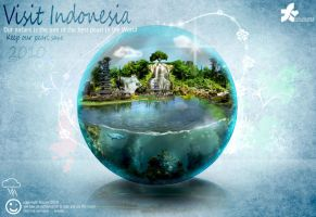 visit Indonesia pearl by Foxcun