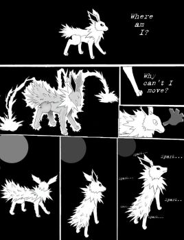 A Jolteon Story : Ch.2 p.1 by Ctougas01