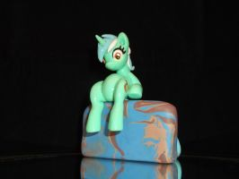 Lyra Laptop Hugger by DeadHeartMare