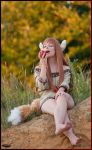 Horo / Holo - Spice and Wolf - [Red Apple] by GeniMonster