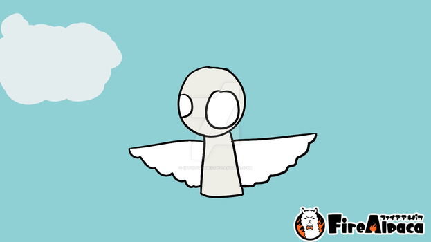 Angel Animation by IntuitiveInks