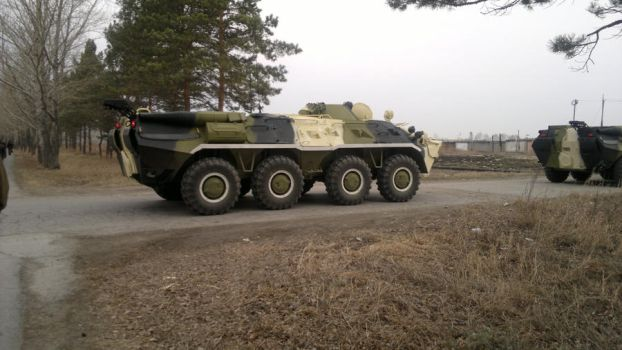 Military car2 by birographic