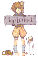 Welcome by AngelPowah