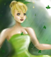 Tinkerbell by Diartco