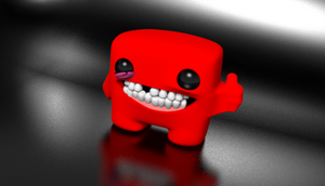 super meat boy 3D! by jermainewiire