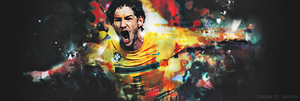 Alexandre Pato by GersonDesign