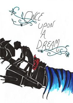 Once Upon A Dream Optimus X Sam Witwicky by Idigoddpairings