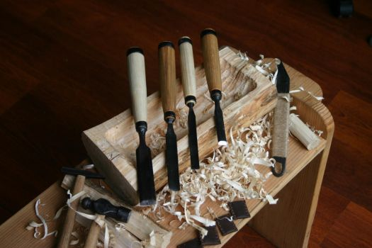 Chisels and Gouges by PrimalCraft
