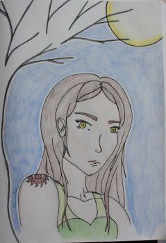 Wolfblood-Maddy by Immortal-Physicist