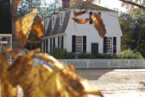 Autumn Cottage by demboys18