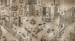 The Library by hesir