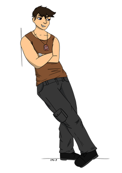 Danny Transparent Version by Caskatified