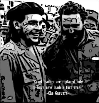 The Irony of Che Guevara by vladstronsy