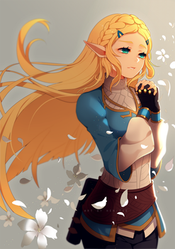 Breath of the Wild by hen-tie