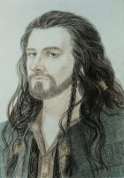 THORIN, the HOBBIT trilogy by titaniaUMN