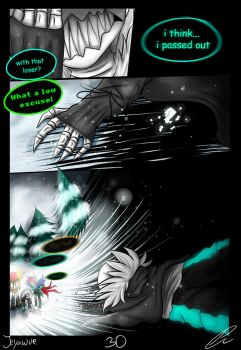 [ENG] Ch.3 p.30 - UNDERVIRUS by Jeyawue