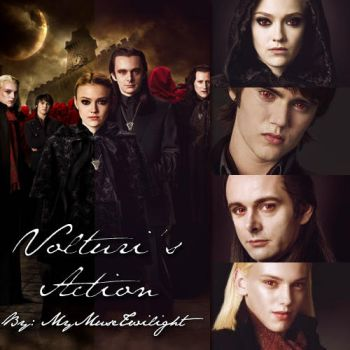 167. Volturi's Action by MyMuseTwilight