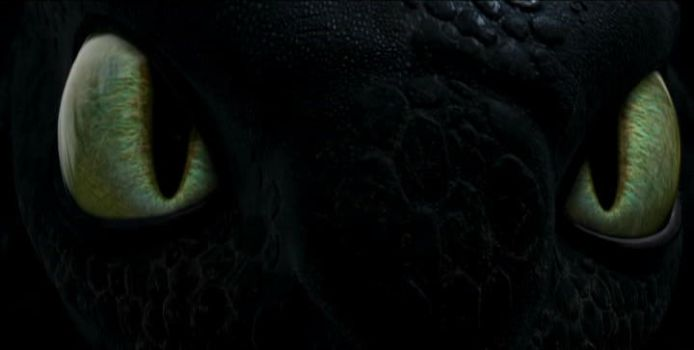 how to train your dragon dragon eye authentic
