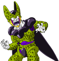 cell1 by dragonballzCZ