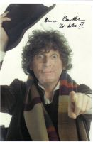 Tom Baker Pic and Siggy by Savage-Heart