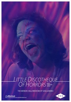 Little Discotheque Of Horrors (The Evil Dead) by DustGraph