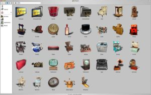 Antique Mac Icons by redvideo