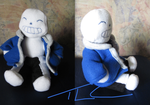 Sans Plush-FOR SALE by Ferngirl