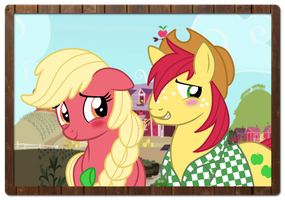 Apple Parents: Remember Me -Normal Photo Version- by LugiaAngel
