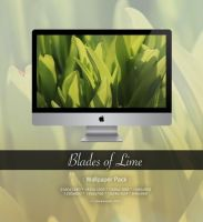 Blades of Lime WP by CayaStrife