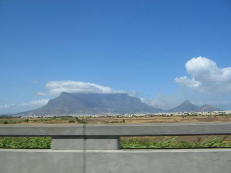 Table mountain by GavMac