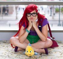 Pouty Face by NovemberCosplay