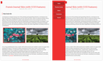 Fransis FREE Journal Skin (with CSS3 Features) by CypherVisor