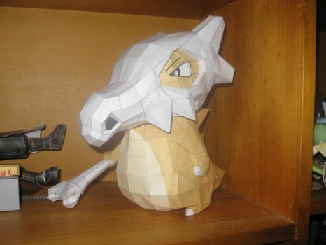 Cubone by Ultima-D