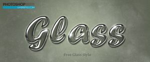Free Glass Style PLS by designercow