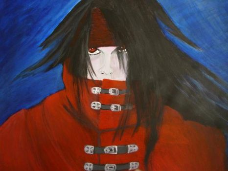 Vincent Vallentine Painting by ryoyami