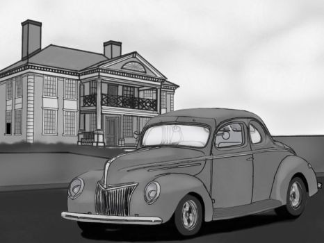1939 by AmourReveurBelle